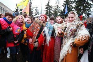 Масленица в Новой Москве: какие мероприятия смогут посетить жители в выходные. Фото: архив, «Вечерняя Москва»