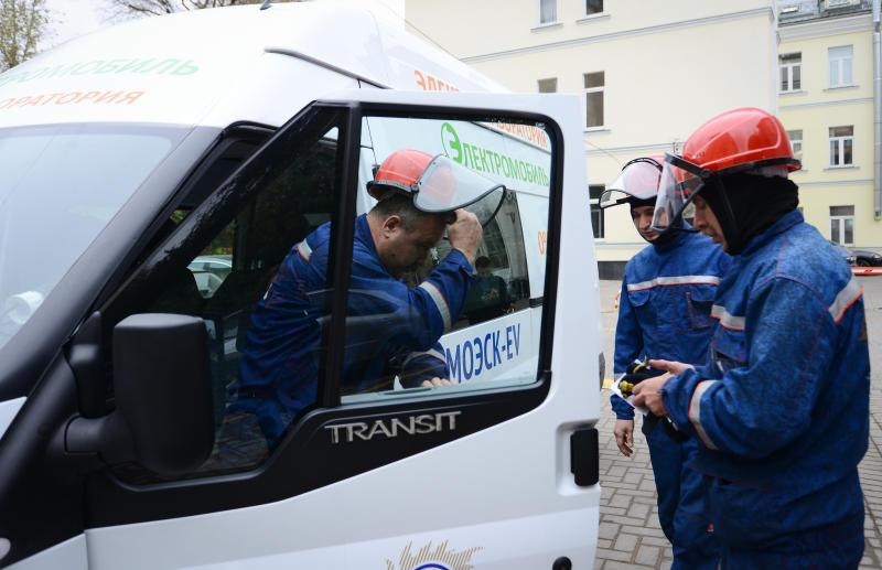 Пропускную способность линий электропередачи увеличат в Новой Москве