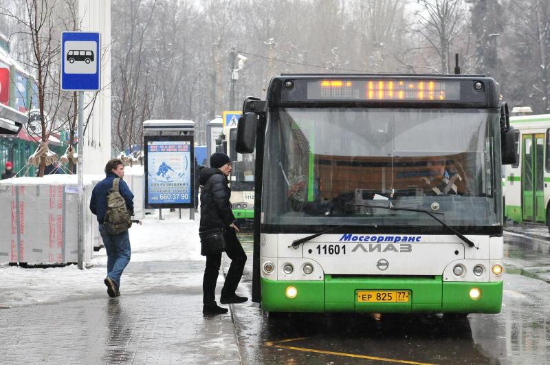 Дополнительные автобусные маршруты запустят в Новой Москве в 2018 году