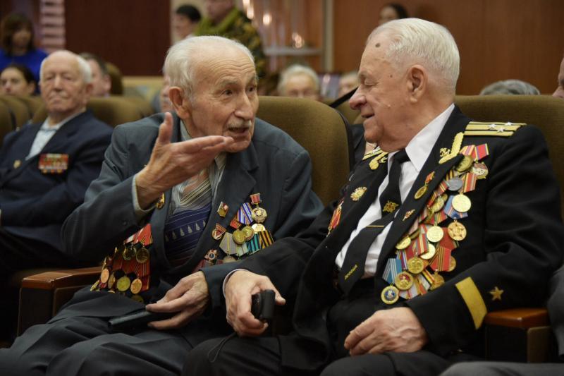 Совет ветеранов Воскресенского организовал мероприятие к 75-летию со дня освобождения Сталинграда