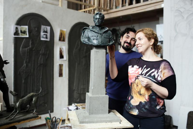 Экспозиция Международного фонда искусств имени Степана Эрьзи откроется в Щербинке