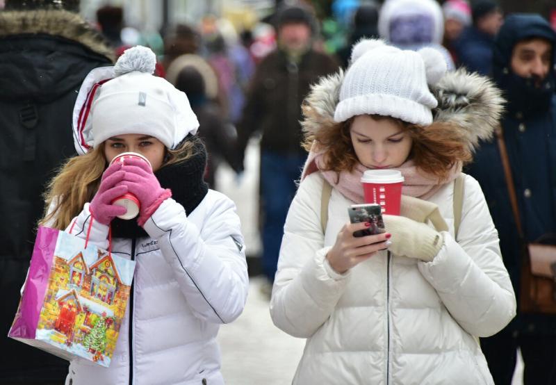 Жителей Москвы напугали аномальными морозами в первый день весны