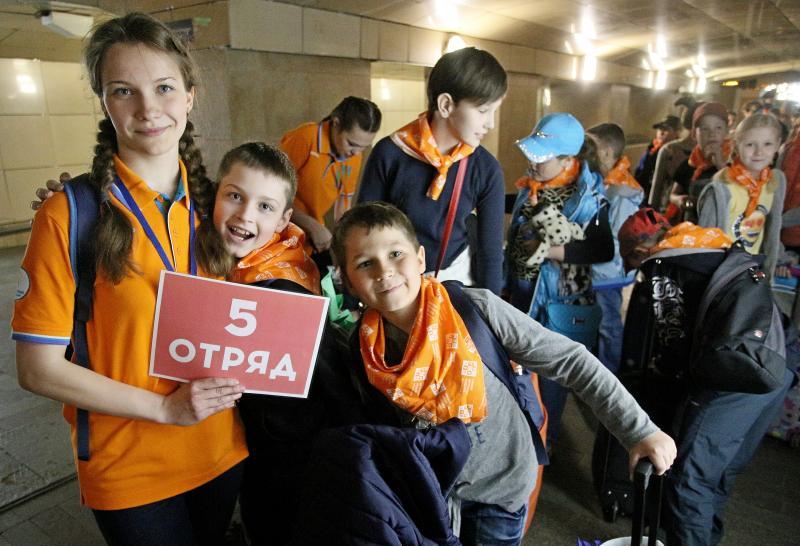 Мосгортур откроет детский лагерь для отдыха столичных школьников в Роговском