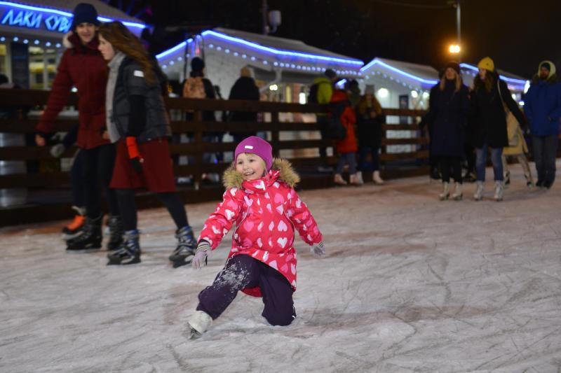 Большую культурную и спортивную программу подготовили для новомосквичей на выходные