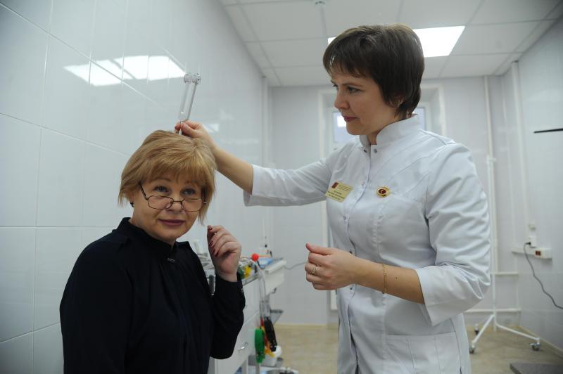 Кабинеты врачей общей практики получили все поликлиники в Москве