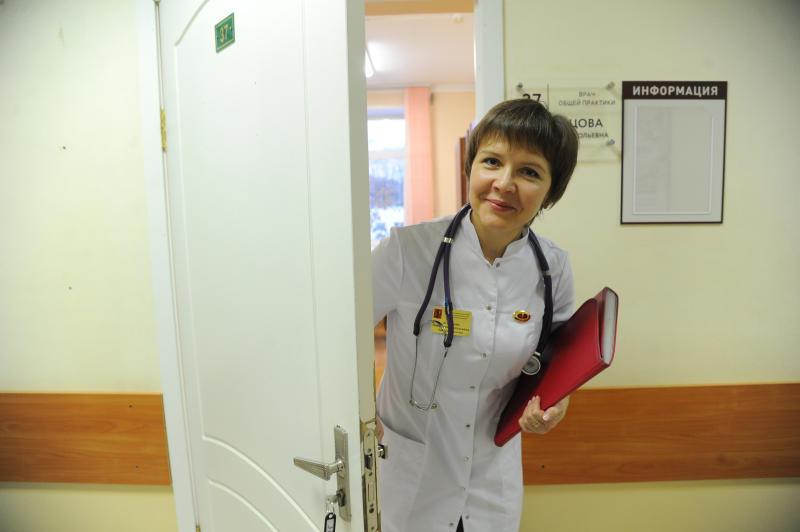 Количество заболевших ОРВИснизилось в Москве