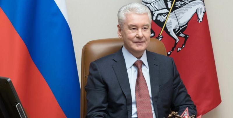 Мэр Москвы: Мы готовы вовлекать в работу Правительства финалистов конкурса «Лидеры России»