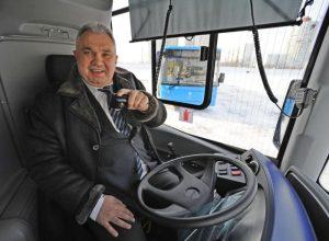 Автобус будет делать остановки «Николино», «Николин Парк», «Николо-Хованское». Фото: Александр Кожохин