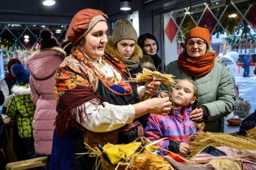 Мастер-класс, посвященный Масленице, проведут во Внуковском. Фото: архив, «Вечерняя Москва»