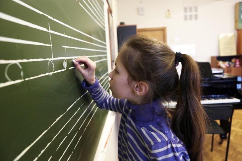 Юная пианистка из Михайлово-Ярцевского станет участницей окружного конкурса
