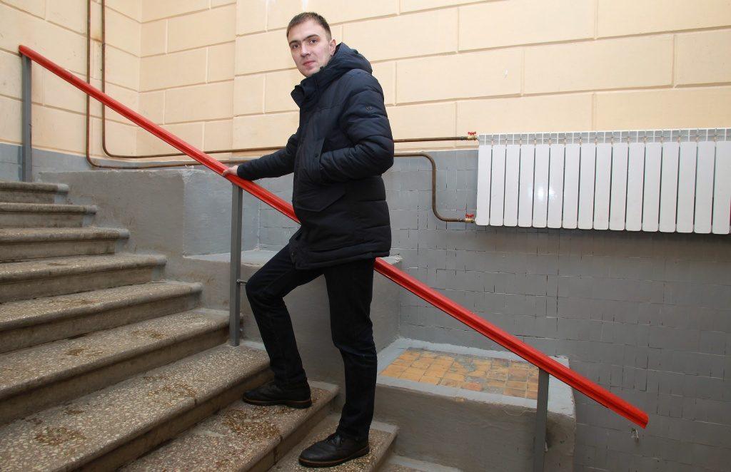 Ремонт подъездов проведут в Сосенском