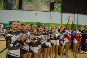 Победители радуются призовым местам. Фото: администрация городского округа Троицк