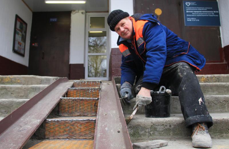 Ремонт 89 подъездов произведут в Десеновском