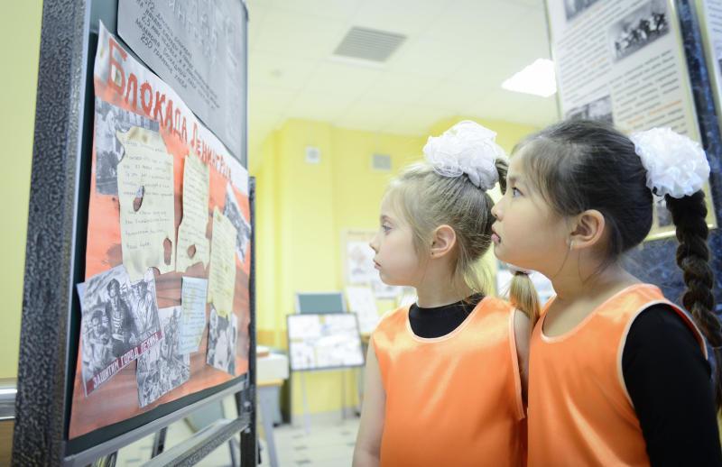 Конкурс рисунков ко Дню защитника Отечества провели в Филимонковском