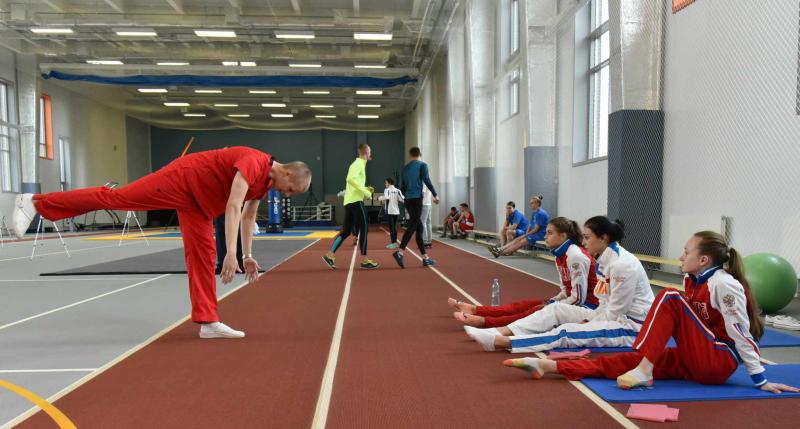 Сосенский центр спорта выиграл в одной из номинаций Всероссийского смотра-конкурса