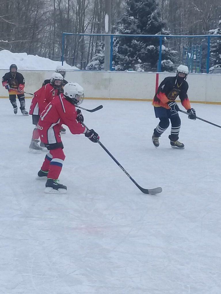 Тренировка спортсменов. Фото: администрация поселения Кленовское