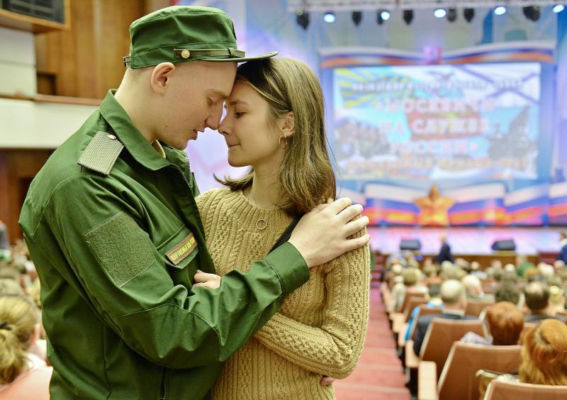Порядка 250 молодых людей из Новой Москвы отправятся в армию