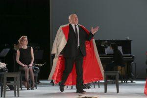 Актер Николай Чиндяйкин в спектакле «Мефисто». Фото: photoxpress