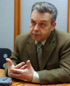 Редактор Красной книги Москвы Борис Самойлов