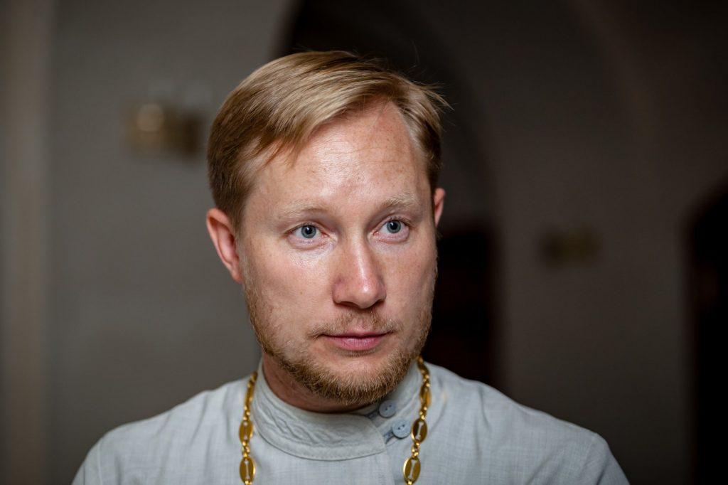 Николай Степанычев, протоиерей