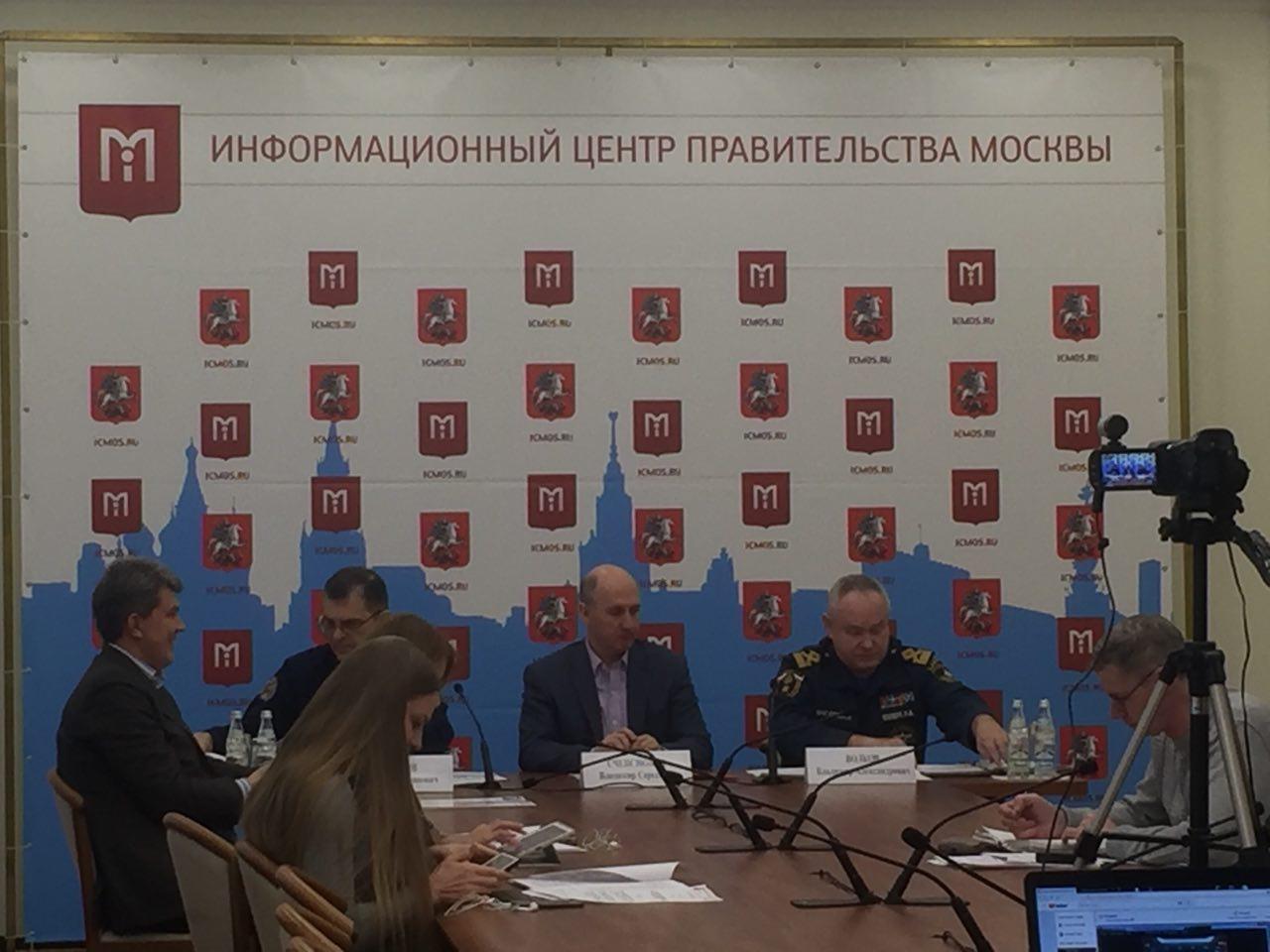 Безопасность жителей на водных объектах обсудили в Москве