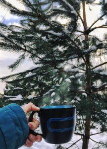Участница фотоконкурса Евгения Бойко сделала зимнюю фотографию в Красной Пахре. Фото: страница пользователя boykojane в социальной сети