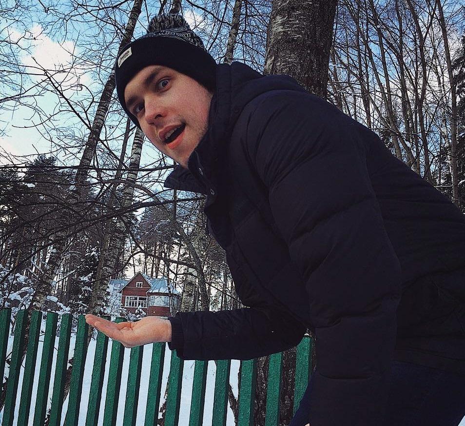 Забор не помешал сделать удачный снимок. Фото: страница Станислава Баранова в социальных сетях