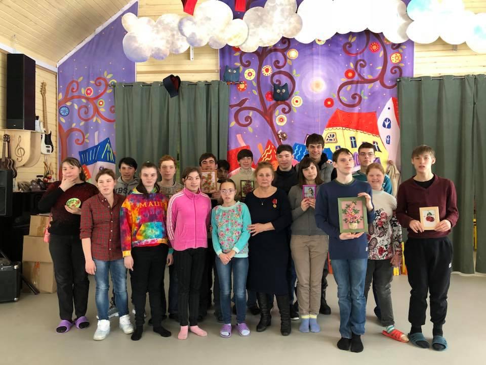 Юные жители Филимонковского поедут на конкурс в столицу Франции