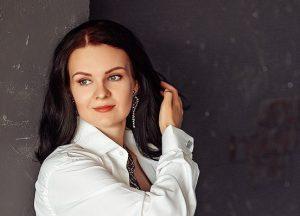 Евгения Захарова. Многодетная мать