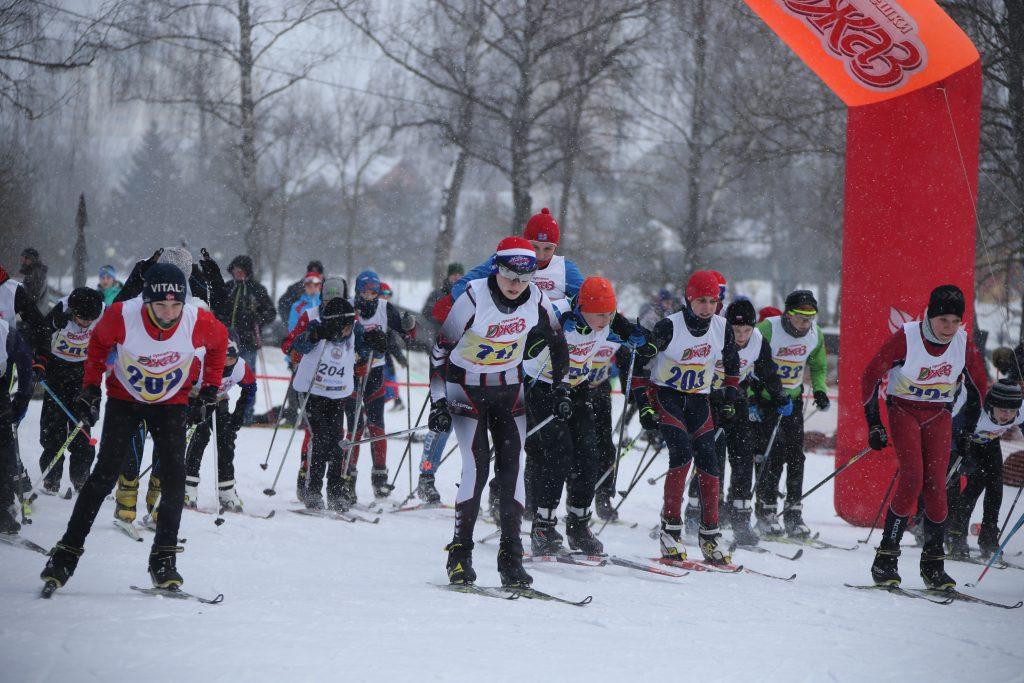 Лыжный сезон закрыли