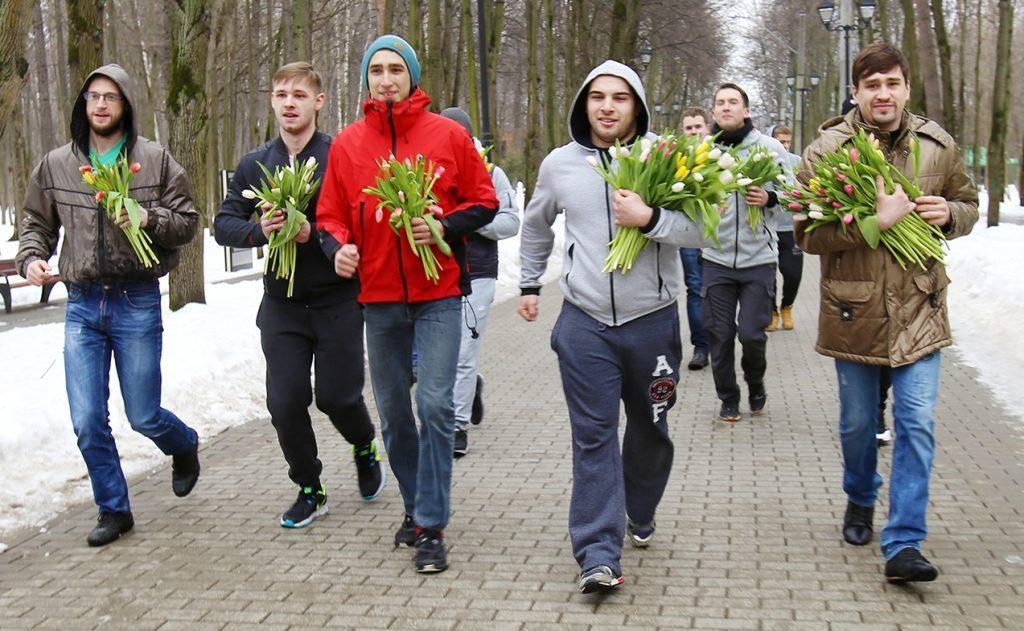 Мероприятия к 8 Марта проведут в 16 парках Москвы