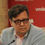 Алексей Мартынов. Политолог