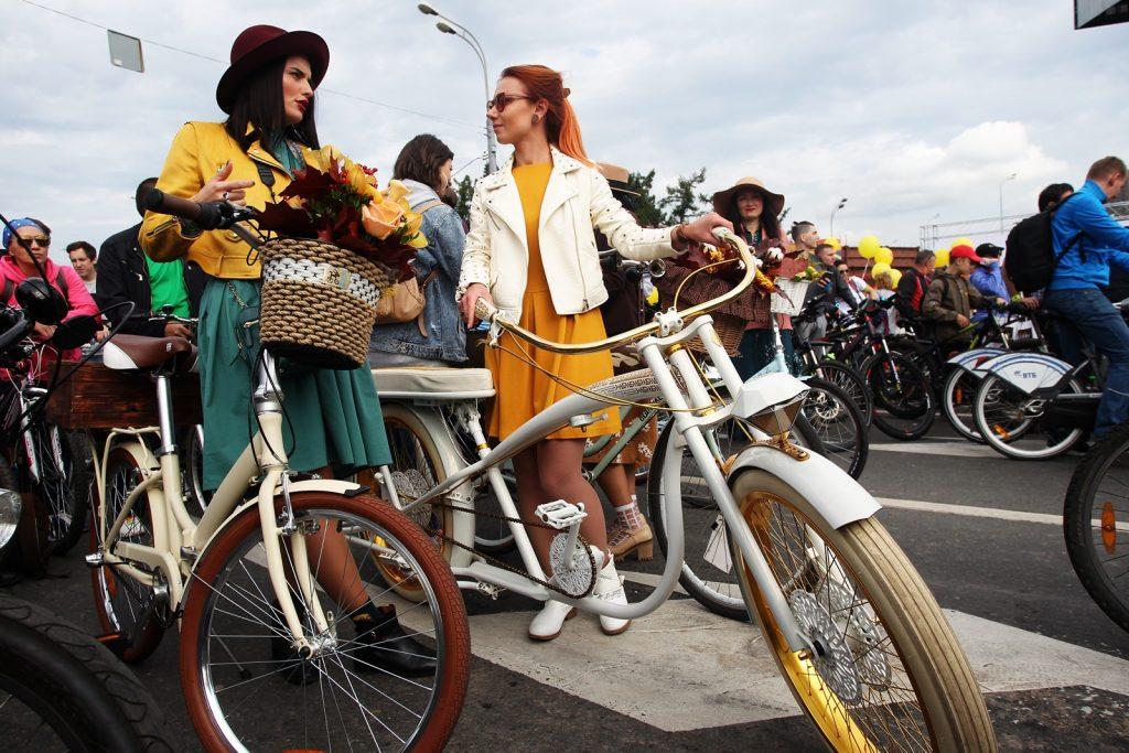 Майский велопарад в Москве соберет 50 тысяч человек