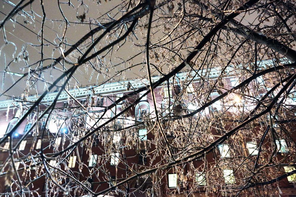 Синоптики: к вечеру в Москве зарядит ледяной дождь