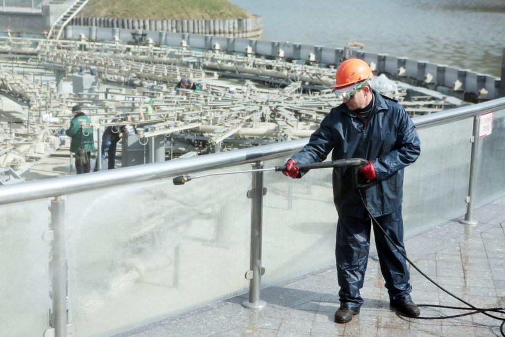 В конце апреля на территории Москвы откроют сезон фонтанов