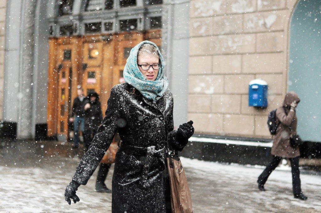 Сотрудники московского метро перешли на усиленный режим работы из-за снега