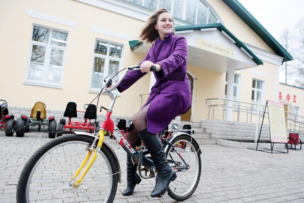 В Москве назвали дату запуска работы велопроката