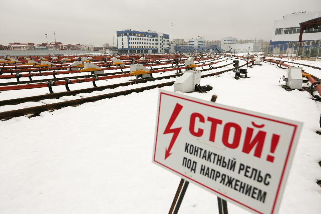 Метро в Москве перевели на усиленный режим работы из-за погоды