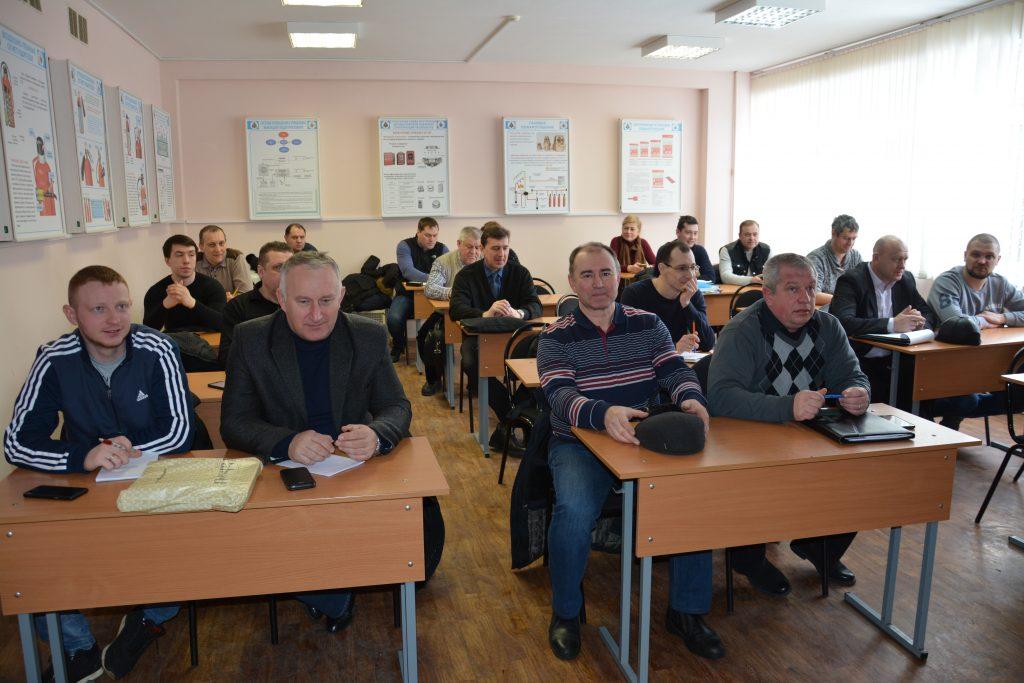 Сотрудники Управления по ТиНАО Департамента ГОЧСиПБ провели занятие по гражданской обороне