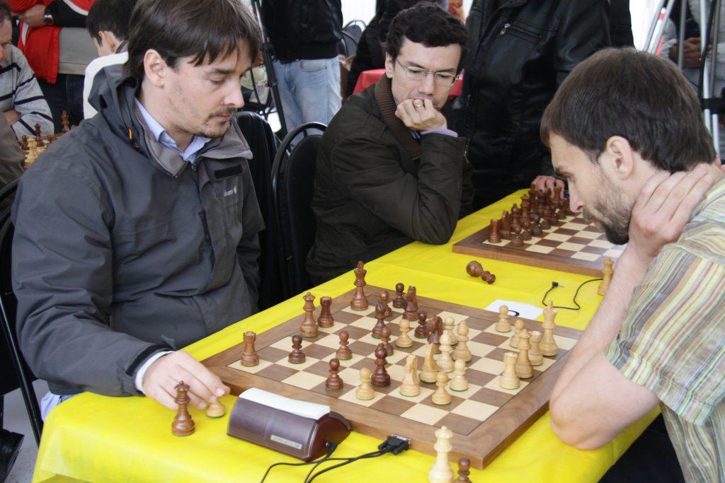 Молодежная палата Новофедоровского организовала шахматный турнир