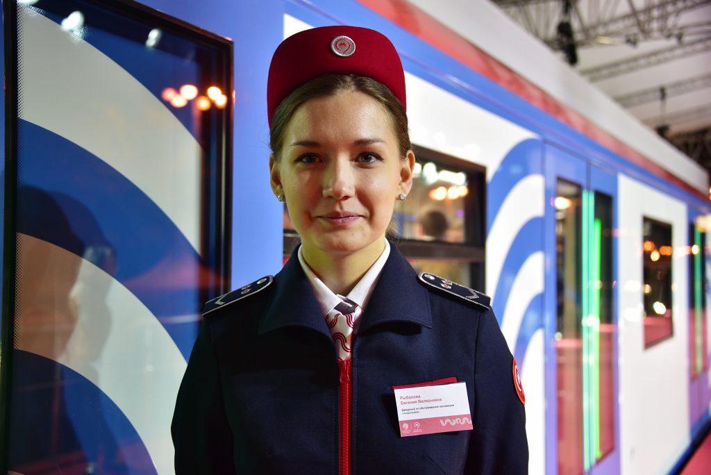 В метро Москвы запустили «театральный» поезд