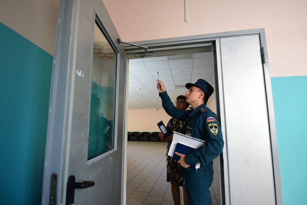 Территорию Вороновского проверят на соблюдение правил пожарной безопасности