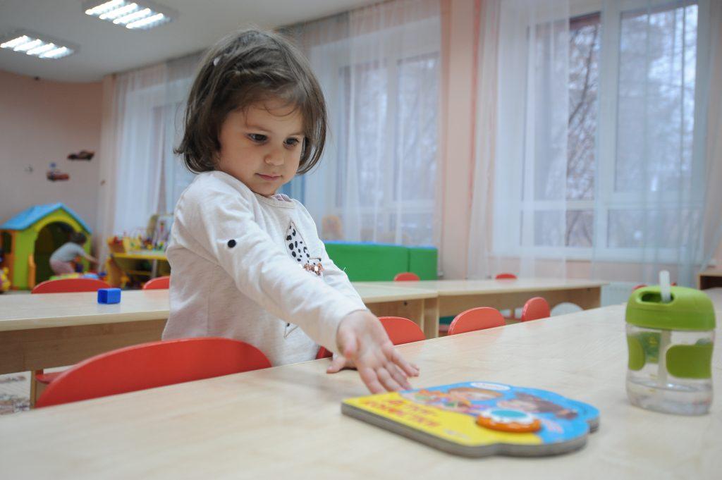 Новый детский сад откроется в поселении Филимонковское