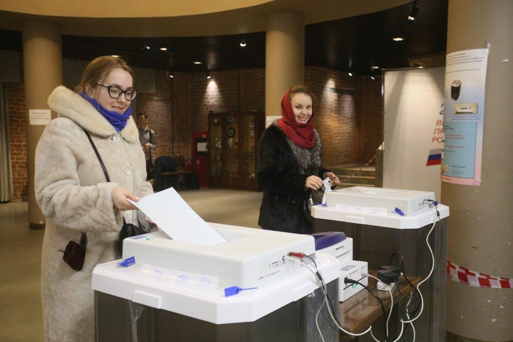 Венедиктов назвал состоявшие в Москве выборы президента удачными