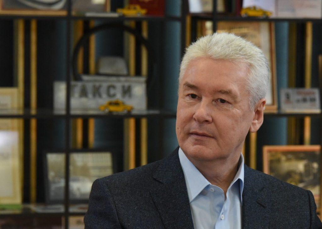 Сергей Собянин рассказал о популярности проекта краткосрочной аренды автомобилей