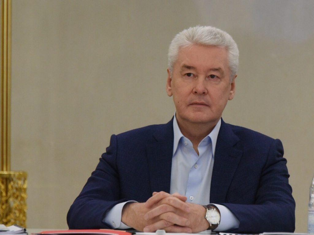 Сергей Собянин поздравил москвичек с Международным женским днем