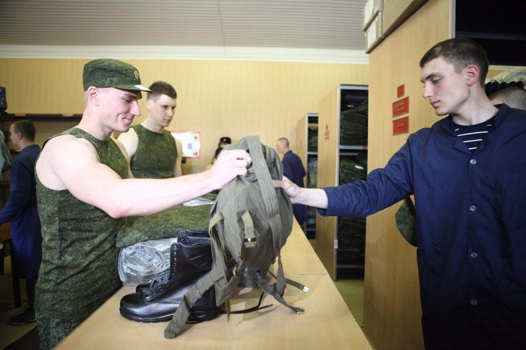 Военный комиссариат Новой Москвы проведет подготовку к весеннему призыву