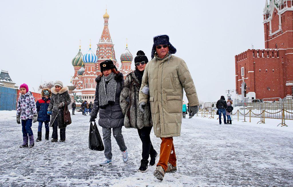 Зима в Москве вошла в список самых снежных за 140 лет