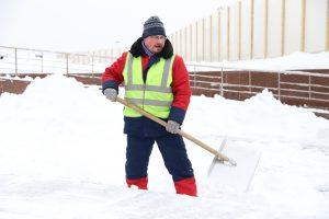 Весна будет не скоро: до десяти сантиметров снега выпадет в Москве за два дня