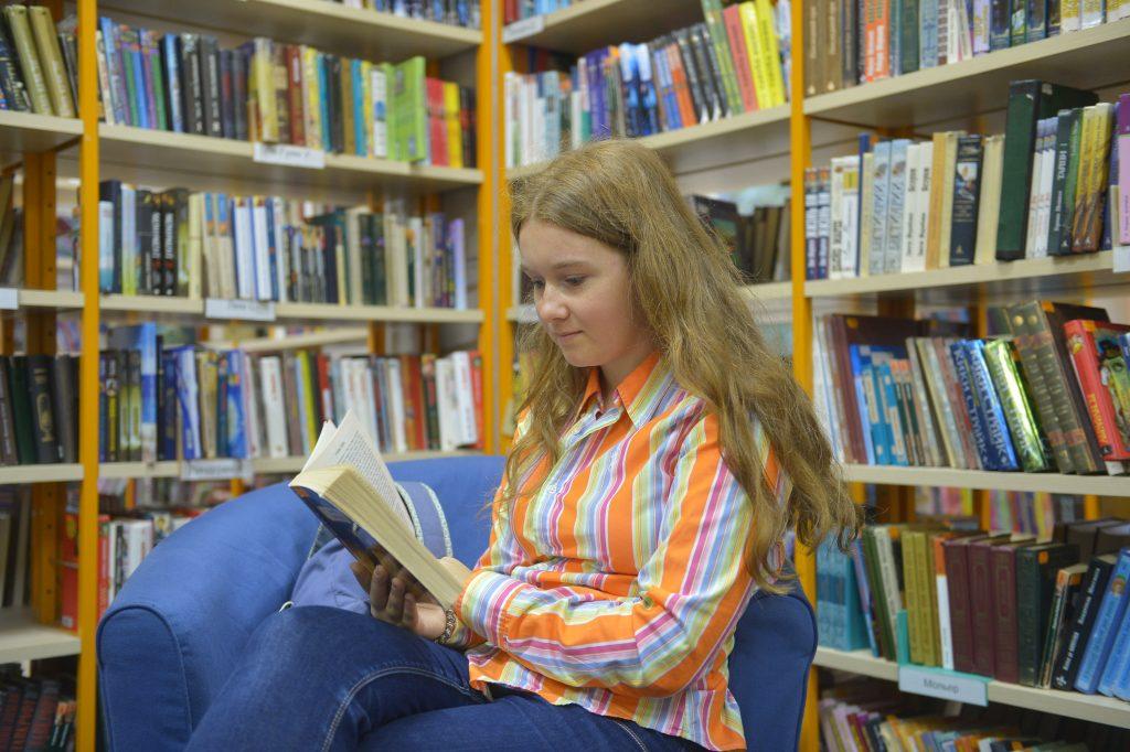 Сотрудники библиотеки Троицка устроят встречу с писательницей